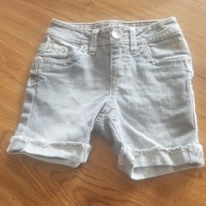 Justice 7 slim shorts